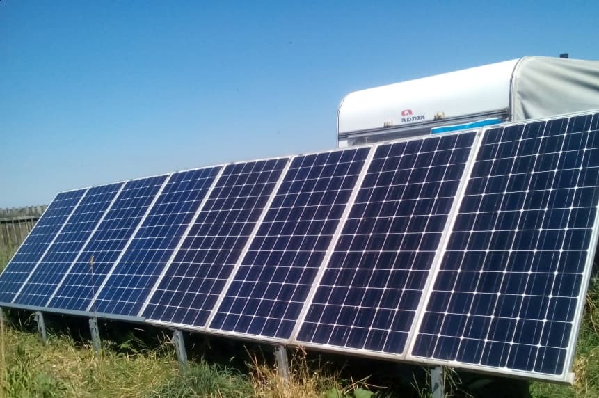 Sisteme fotovoltaice Sistem fotovoltaic cu injectare 5kw