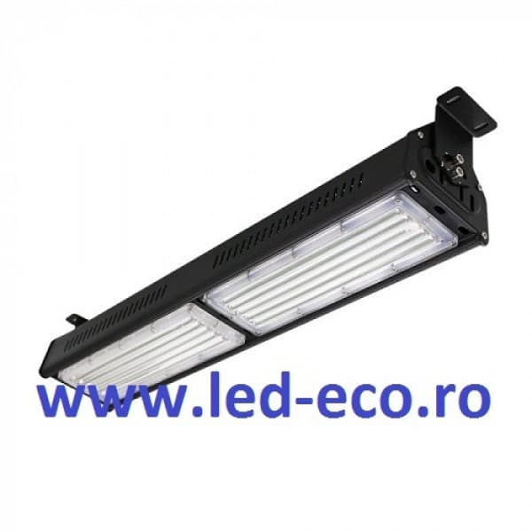Lampa industriala liniara cu led 100w