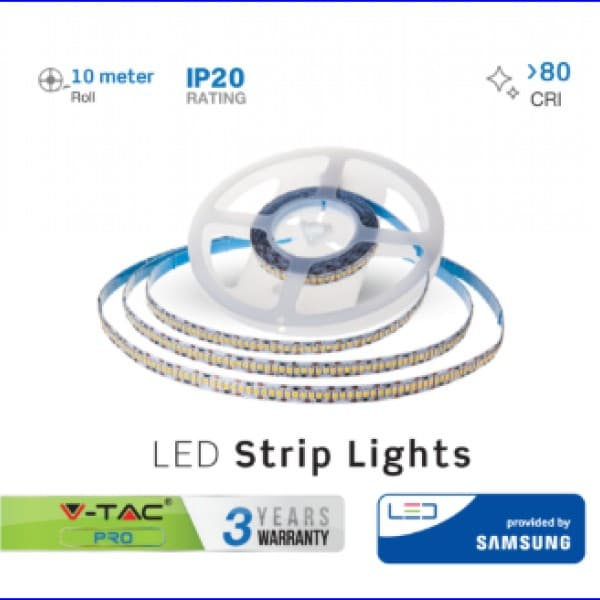 Banda cu led samsung 24v 2835 x 240 led/m
