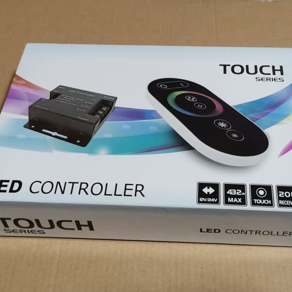Controler banda led rgb