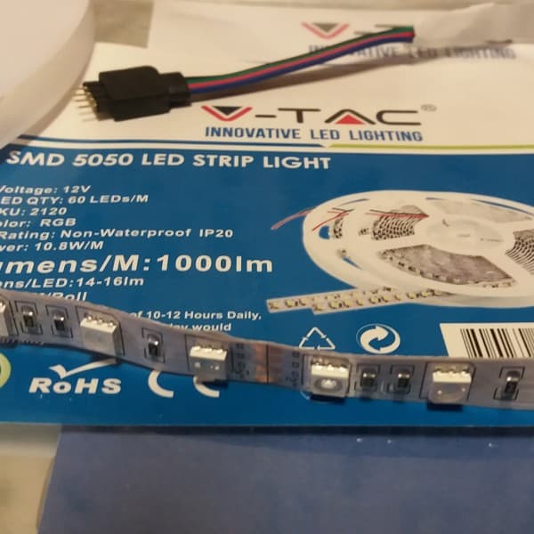 Banda led rgb